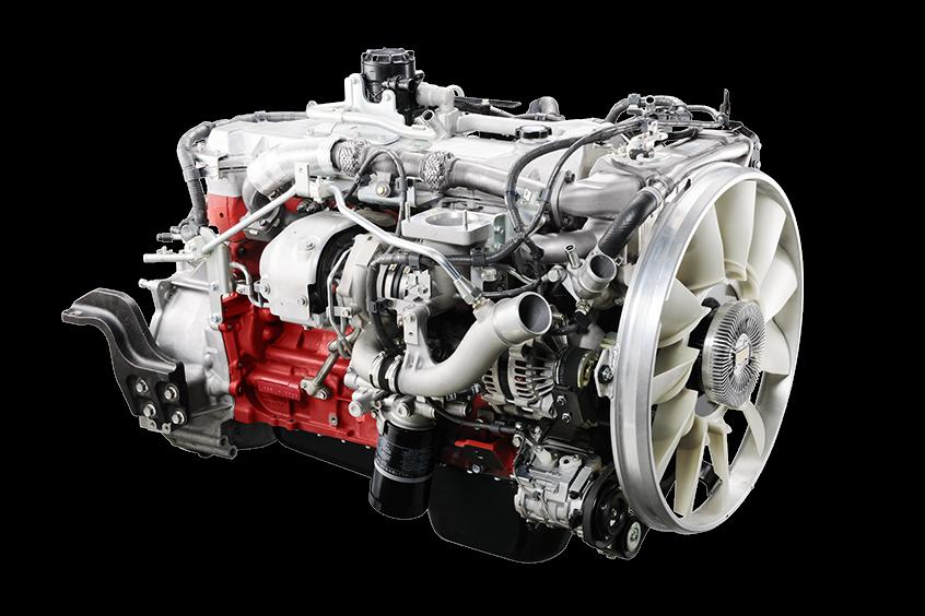 hino trucks hino 338 medium duty truck turbocharged and intercooled hino j08 vb engine 260hp 660lb ft torque