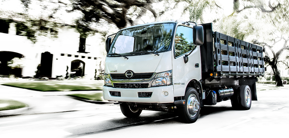Hino Trucks Hino 195 Medium Duty Truck