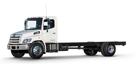 HINO TRUCKS - HINO 268 Medium Duty Truck