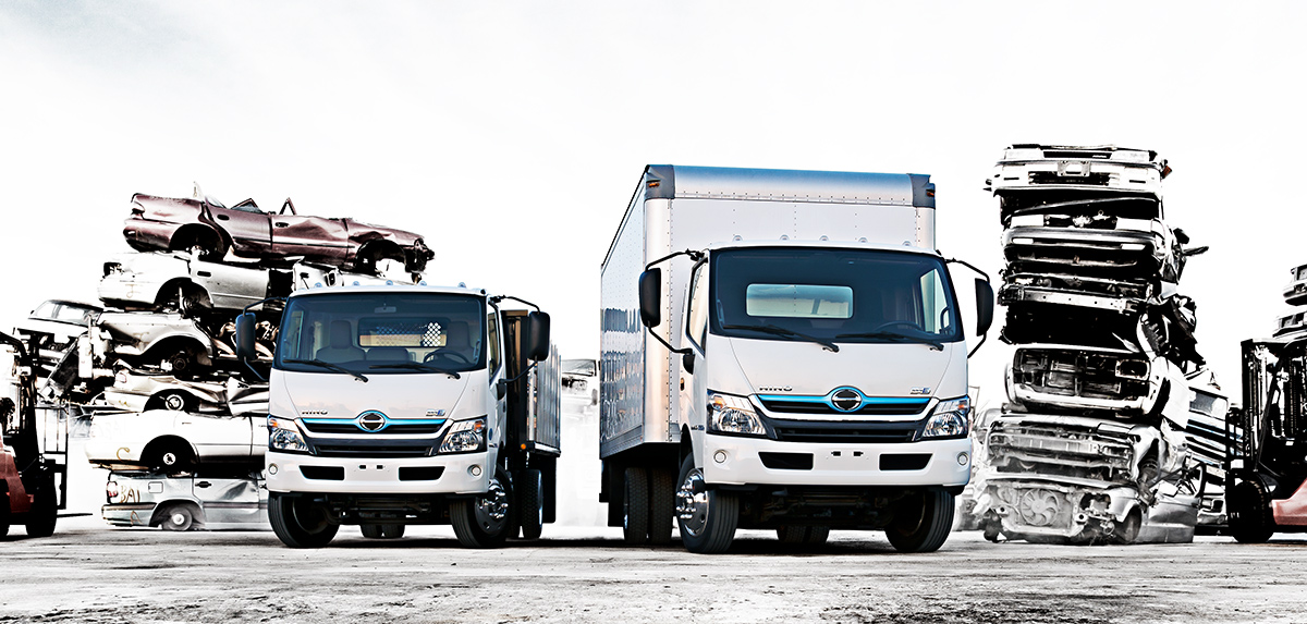 Light medium duty trucks hino trucks hino trucks when you make the decision to go hino its about much more than just a truck sciox Image collections