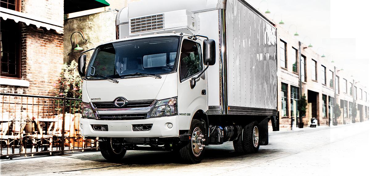 Hino Trucks Hino 155 Light Duty Truck